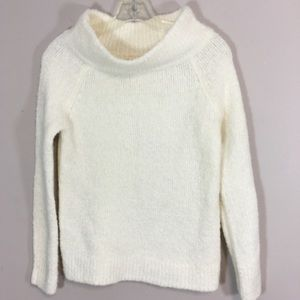 Anthro Moth Cowl Neck Sweater XS Wool Alpaca